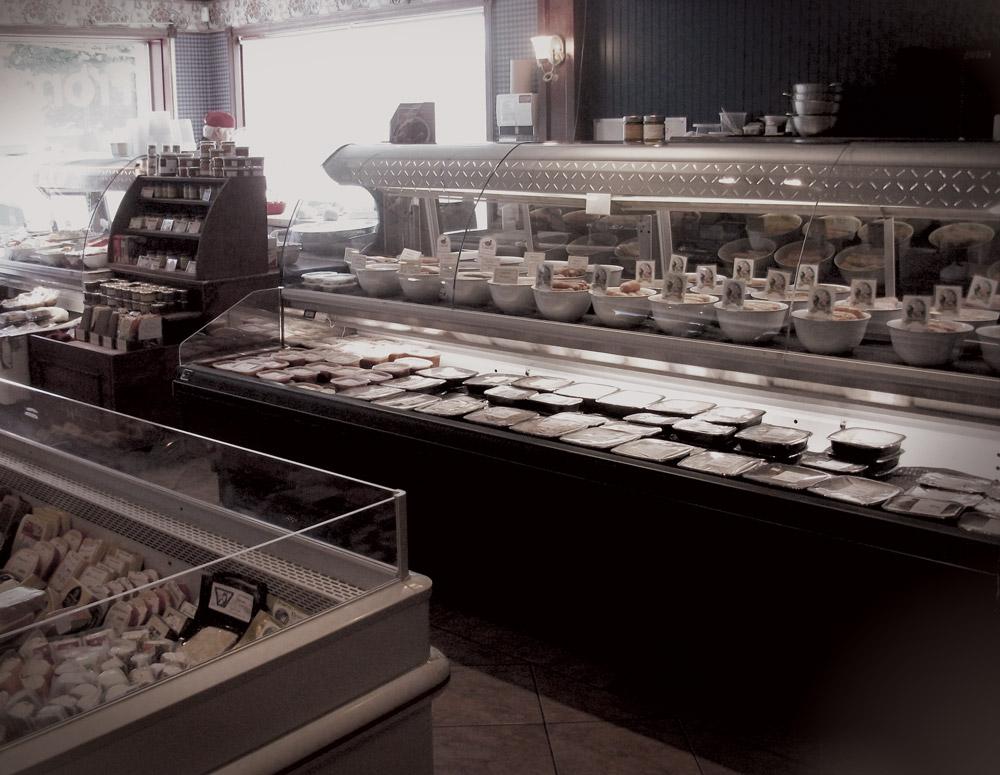 Boulangerie Lamontagne - ancien magasin