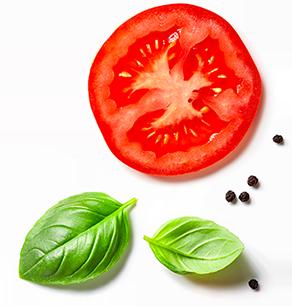 Image décorative tomate
