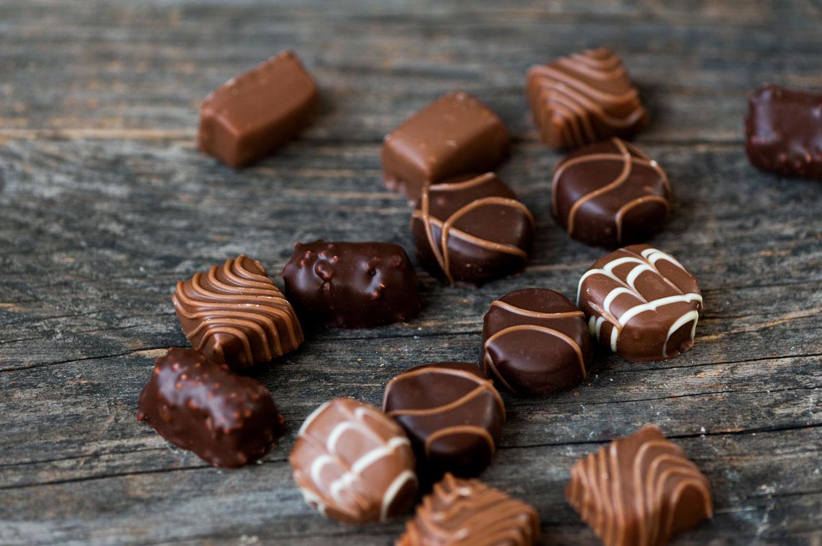 Chocolats fins - Boulangerie Lamontagne